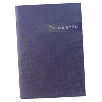 Блокнот 96л клетка газетка Серия Office book ЗТП-019-МВ