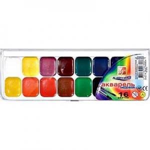 Краска акварельная мед 16цв Классика Луч 19С1290-08