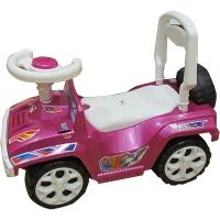 Автомобиль каталка Ориончик перламутрово-розовый Орион 419ЯР