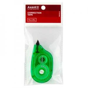 Корректор ленточный Axent 5мм*6мм зеленый 7009-04-А