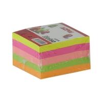 Блок бумаги для записей 51*51мм с липким слоем 3-17 (21473)
