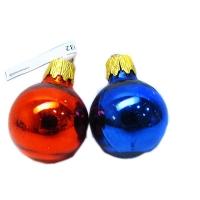 Стеклянный шар d30мм однотонный Полимер