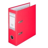 Папка регистратор А5 Buromax 70мм красный BM.3013-05