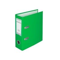 Папка регистратор А5 Buromax 70мм зеленый BM.3013-04