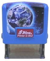 Оснастка для штампов 14*38мм TS-007 планета земля S-852-TS-007