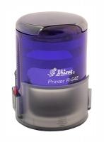 Оснастка автомат для круглой печати d 42мм аметист R-542