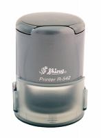 Оснастка автомат для круглой печати d 42 мм графит R-542