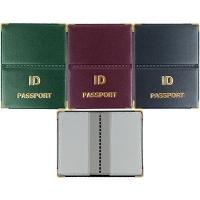 Обложка для паспорта ID Passport графит 142-81-106/00