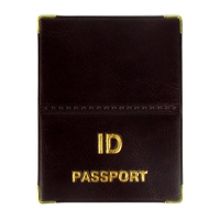 Обложка для паспорта ID Passport петэк 142-81-102/00