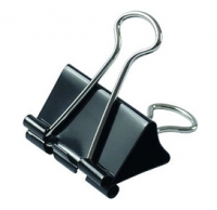 Биндер 15мм черный 12 шт цена за шт (19-588) U-59 54445 9-517 (23584)