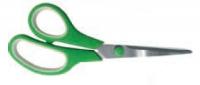 Ножницы канцелярские 19,5см на блистере зеленые Navigator 71320-NV