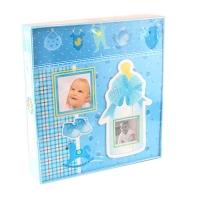 Фотоальбом для новорожденных 120 фото 6692 6-233;10-341 (23852)