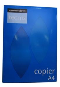 Бумага А4 500л Tecnis Copier 80г/м2