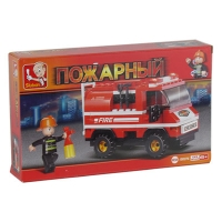 Конструктор  пожарный 0276