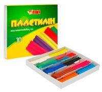 Пластилин 10цв150гр TIKI 52114-ТК