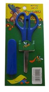 Ножницы детские 13,5см на блистере SP 1004SB