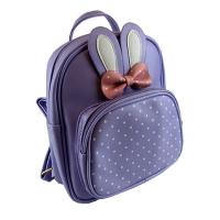 Рюкзак детский Ушки длинные с бантиком 1-267 (23529)