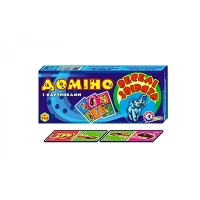 "Домино ""Веселые звери ТехноК""  арт.0762"