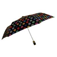 """Зонтик складной в чехле """"Цветочек"""" 3601А   6-403 (F-19758)     (1/60)"""