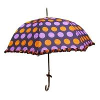 Зонтик-трость женский 1389Y    6-407 (F-19758)     (1/60)