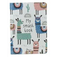 Книга А5 Альбом для друзей: My Smash Book 13 укр 4613
