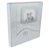 Фотоальбом свадебный 20 фото арт.8617 10-332 (21736)