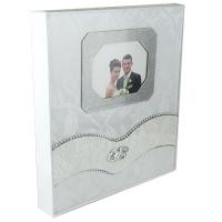 Фотоальбом свадебный арт.8616 на 20 стр.10-334 (21736)