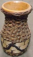 Ваза керамическая Плетение 6332-6350-6315-6318-6008 К10-10