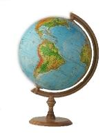 Глобус d 32см политический-географический-антический