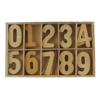Игровой набор Цифры на липучках 41411-UN