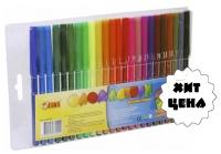 Фломастеры 24 цветов TIKI 52706-TK