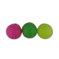 Мяч для пинг-понга 3 шт в сетке  9-355 (25090)