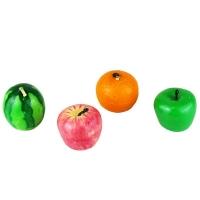 Свеча фрукты в ассортименте. 39398