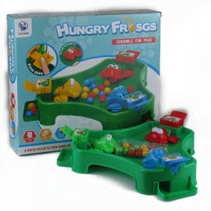 Игра Голодные лягушки на 3 игрока 023 9-546 (2647)