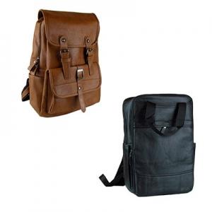 Рюкзак кожзам большой  41199-UN