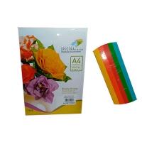 Бумага цветная А4 100л интенсив Sinar Spectra 160 г/м2