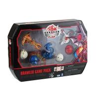 Бакуган BRAWLER GAME PACK  7шт цена за упаковку 8339