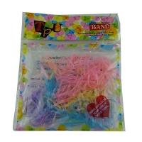 Резинка для волос тонкая в индив.пакете Цена за 1пакет  1-А (2-20) U-10