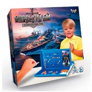 Игра настольная Морской бой укр G-MB-01U
