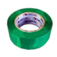 Скотч 48мм*150м зеленый150-48 З