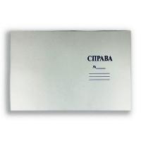 Папка картонная без механизма Дело А4