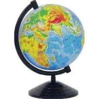 Глобус d 26см физический