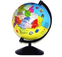 Глобус d 16см политический Украины