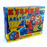 "Кубики ""Азбука"" укр.0199 ТехноК"
