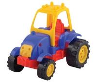 Машина Трактор без ковша ТОМБУЛ