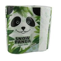 Бумага туалетная Снежная панда Класик 4шт (16)(619)