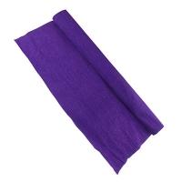 Гофрированная бумага фиолетовая 110% 3-233 (22224)