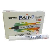 Маркер краска белый SP110 ;10-544 (21515)