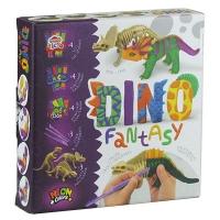 Набор креативного творчества Dino Fantasy укр DF-01-01U,02U