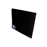 Папка на резинке А3 Eco-Eagle 500мкм черная 3030-01